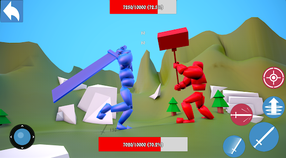 Hero Battle Simulator APK for Bluestacks