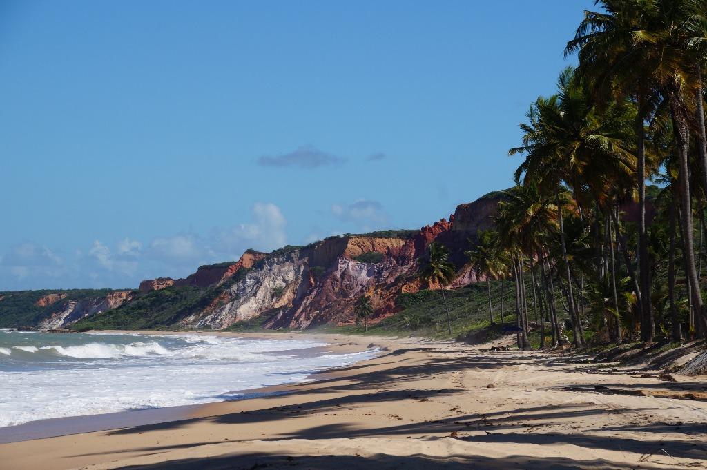 Lote Beira Mar em Praia de Coqueirinho