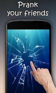 Cracked Screen - Prank - screenshot