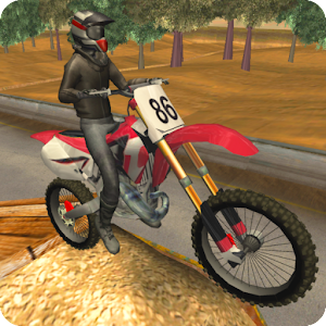 Racing MotoCross HD For PC