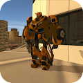 X Ray Robot APK for Bluestacks