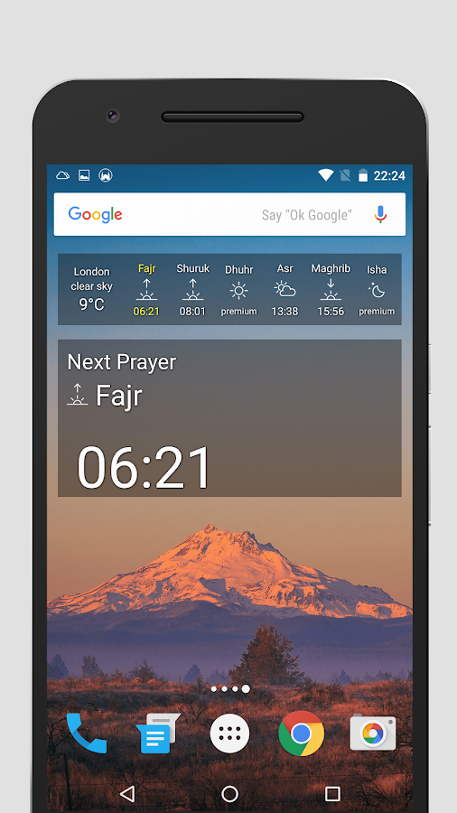 Athan Pro Muslim: Prayer Times Screenshot 4
