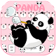 Download Cute Panda Keyboard Theme For PC Windows and Mac 10001001