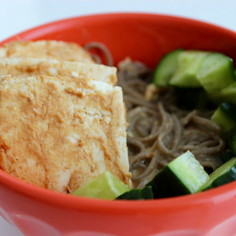 Hot and Sour Soba Noodle Salad