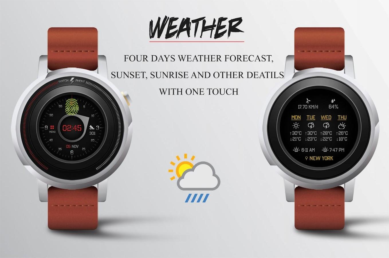 Rattle Interactive Watch Gesicht für Android Wear 2.0 android apps download