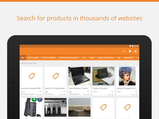 Second hand products - Trovit screenshot 5