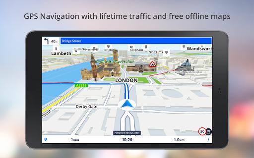 GPS Navigation - Drive with Voice, Maps & Traffic screenshot 13
