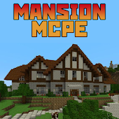 App Modern Mansion Minecraft Map APK for Kindle