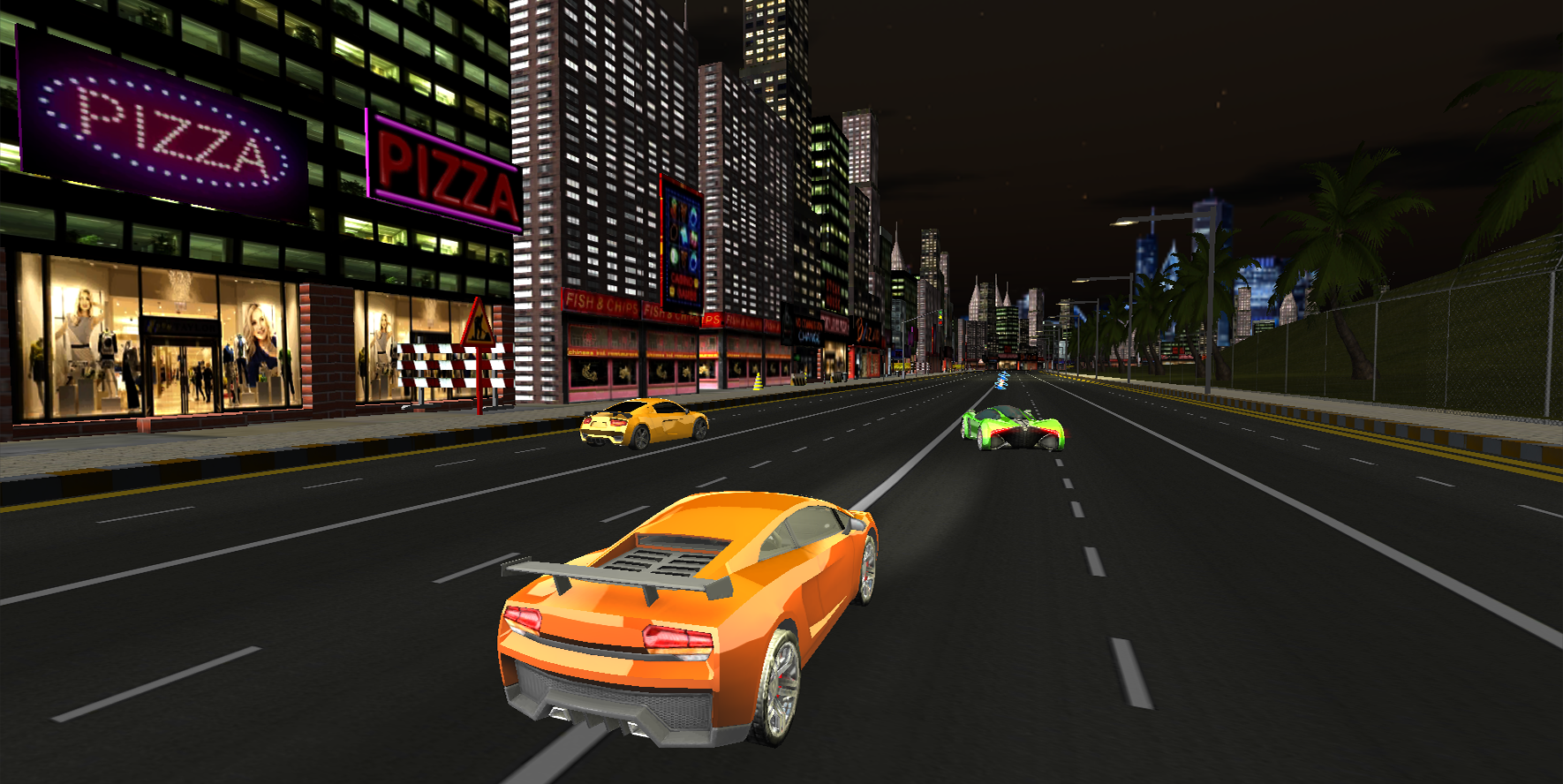 Racing Race 2016 Screenshot 3