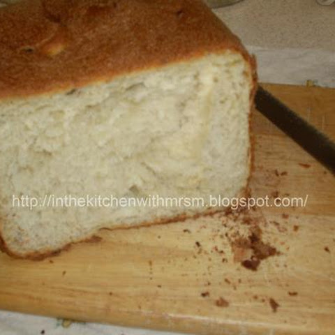 Jalapeno Cheese Bread (Bread Machine Version)