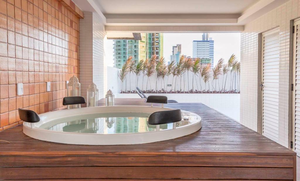 Apartamento à venda, 3 qts - Jardim Luna, João Pessoa.