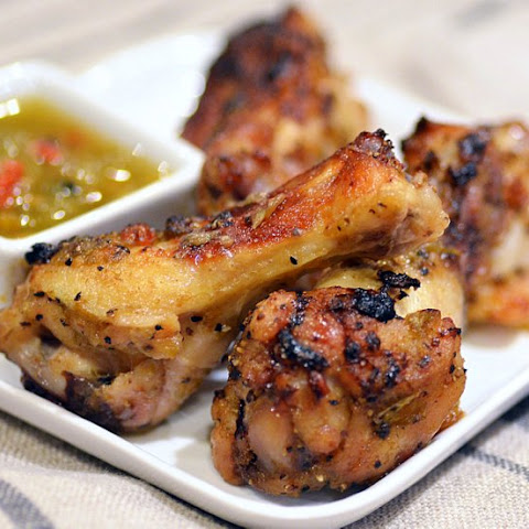 Hatch Chili Wings