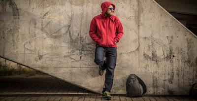 Толстовка Urban Tactical Hoodie - Helikon-Tex - красный