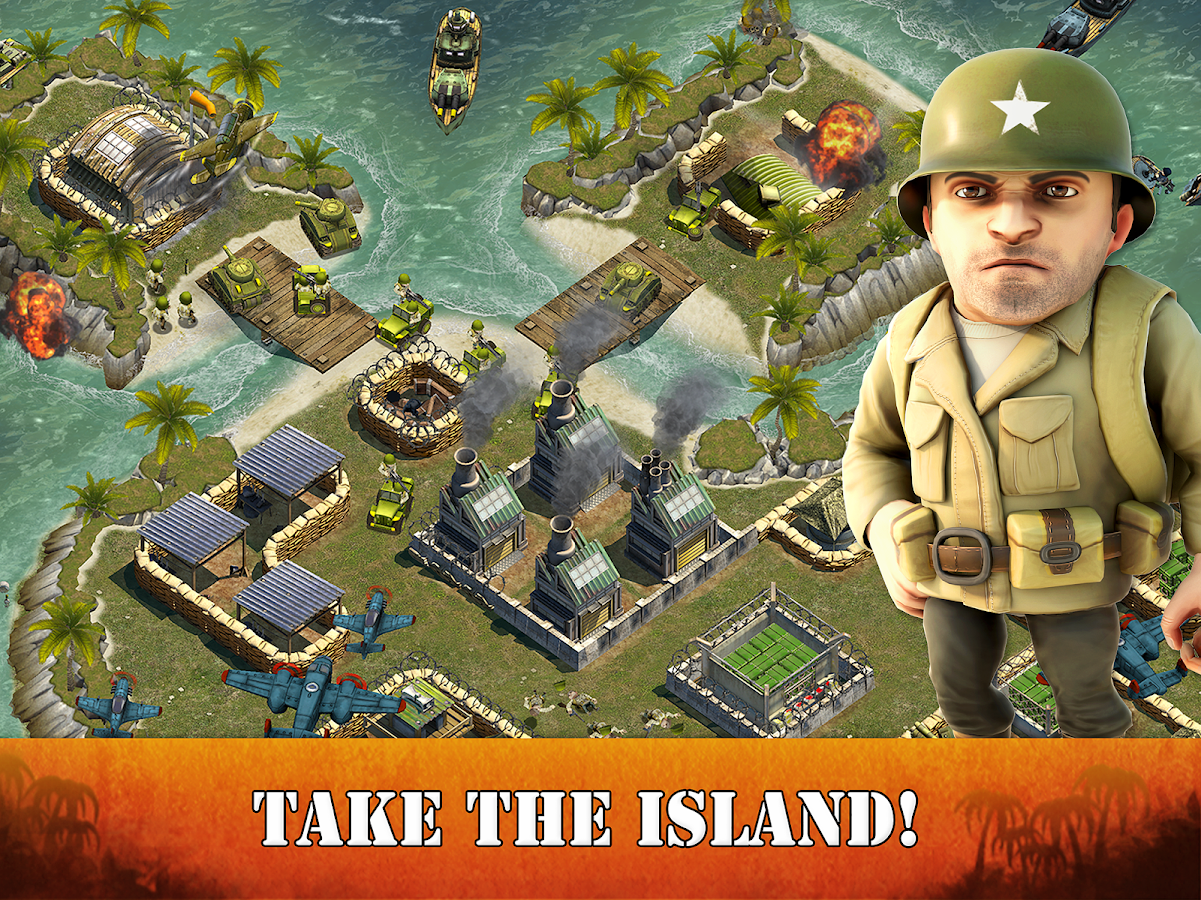 Battle Islands Screenshot 4