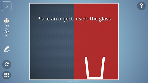 Brain It On! - Physics Puzzles screenshot 1