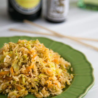 Vegetarian Fried Rice With Cabbage Recipes