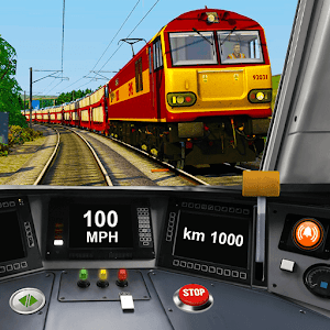 Train Driving 3D Simulator