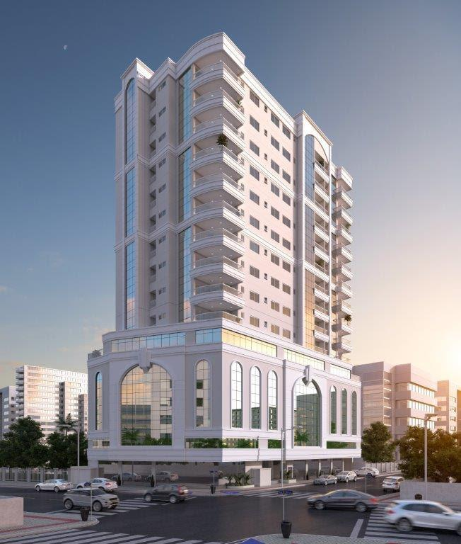 Apartamento residencial à venda, Centro, Itapema - AP0386.