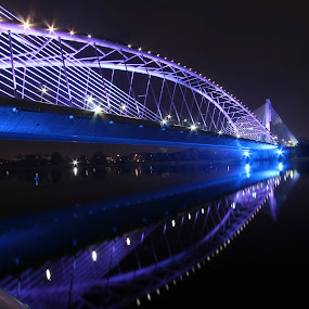 Putrajaya Bridge by Lolit Whorlow - Buildings & Architecture Bridges & Suspended Structures ( bridge )