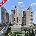 NxusMas City map for MCPE APK for Bluestacks