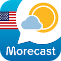 Morecast USA Weather & Radar