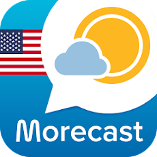 Morecast USA Weather & Radar 3.7.2 Premium Apk
