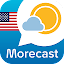 Weather & Radar - Morecast App for Lollipop - Android 5.0