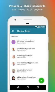 Dashlane Free Password Manager APK screenshot thumbnail 4