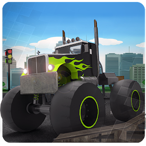 Monster Truck Ultimate Ground