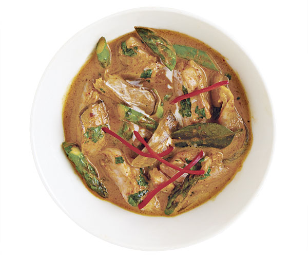 ... curry ideal to heat up a panang curry with chicken panang curry with