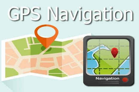 GPS Navigation - screenshot