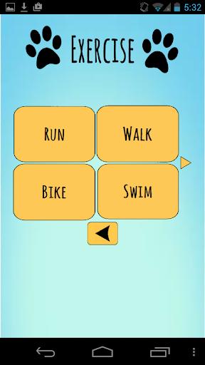 Fitness Friends - screenshot