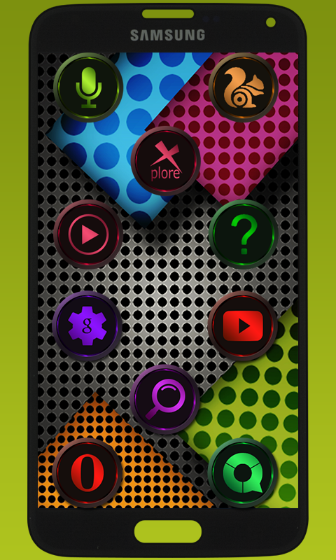 precision - ICON PACK Screenshot 4