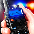 Police walkie-talkie radio sim APK for Kindle Fire