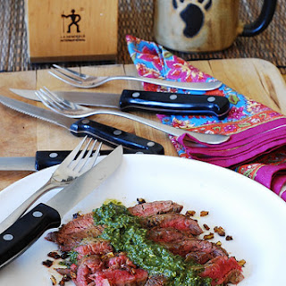 Flank Steak With Sauce Recipes