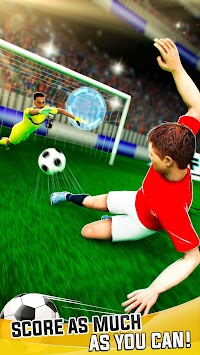 Manchester Devils Soccer - Football Goal Shooting APK screenshot thumbnail 8