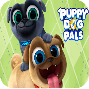 Puppy dog Pals ????