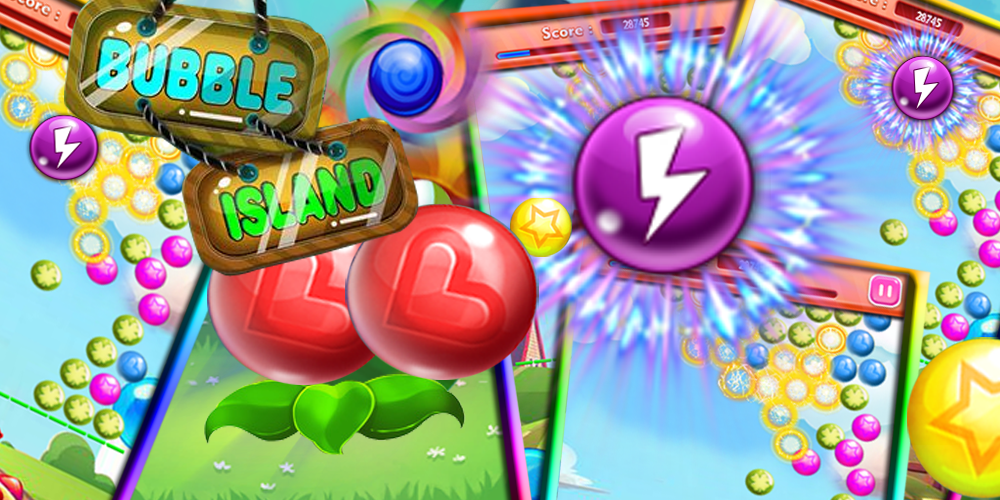 bubble island android spiele download. Black Bedroom Furniture Sets. Home Design Ideas