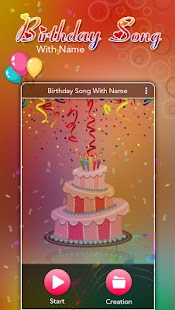 Send The Most Exciting And Original Happy Birthday Singing Song Wishes Personalized With Your Friends Family Member Own Name