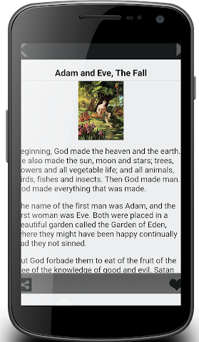 android All Bible Stories Screenshot 1