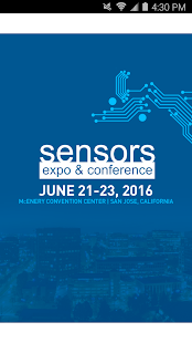 Sensors Expo 2016- screenshot thumbnail