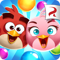 Angry Birds POP Bubble Shooter For PC (Windows And Mac)