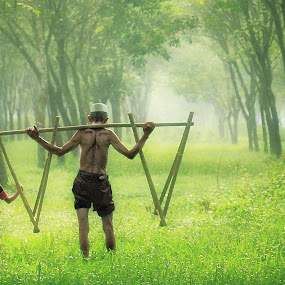 by Irvan Darmawan - People Family