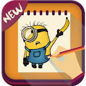 Download Full How To Draw Despicable Me 2017 1.0 APK