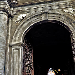 Her Journey by Wallei Trinidad - Wedding Bride