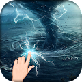 Live Lightning Storm APK for Bluestacks
