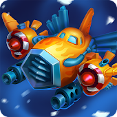 HAWK – Force of an Arcade Shooter. Shoot 'em up! Icon