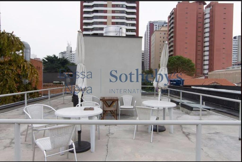 Predio comercial na Vila Madalena, São Paulo.
