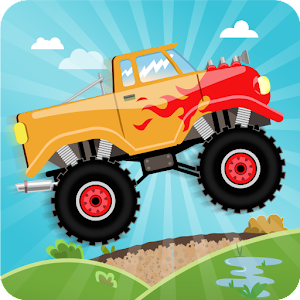 Kids Car: Offroad Racing