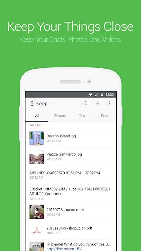 LINE: Free Calls & Messages screenshot 7